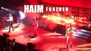 HAIM - Forever - Live from Massey Hall - TORONTO