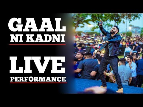 Gaal Ni Kadni | Parmish Verma | Live Performance | Sj Vlogs