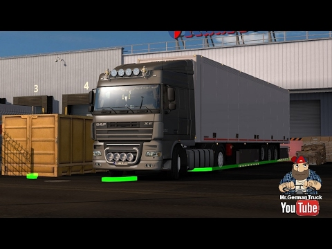 The new unloading zone v1.2