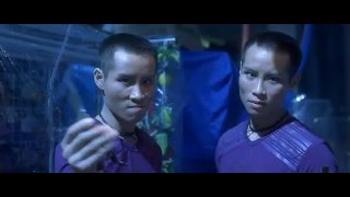 Twins Mission, Wu Jing & Sammo Hung Fight Scene