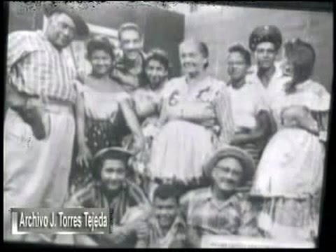 57 años de la llegada de la televisión a Republica Dominicana.