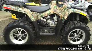 7. 2008 Can-Am Outlander 800 H.O. EFI XT 4x4  - Banner Recre...