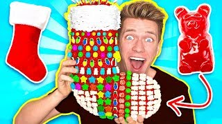 Video DIY Edible Candy Gifts!!! *FUNNY PRANKS* Learn How To Prank Using Candy & Food Christmas Supplies MP3, 3GP, MP4, WEBM, AVI, FLV Juli 2018