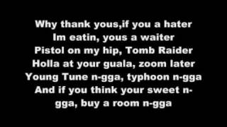 Lil Wayne - Ice Cream Paint Job lyrics