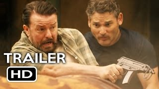 Nonton Special Correspondents Official Trailer  1  2016  Ricky Gervais  Eric Bana Comedy Movie Hd Film Subtitle Indonesia Streaming Movie Download