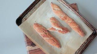 Glutenvrij stokbrood