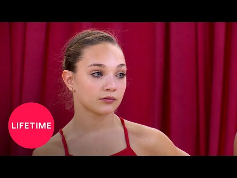 Dance Moms: Abby Is Putting Maddie on Notice (Season 6 Flashback) | Lifetime