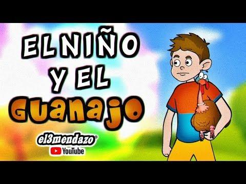 El Niño y el Guanajo (Álvarez Guedes)