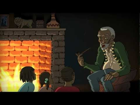 The Afropolitan Experience - An animated film based on the song