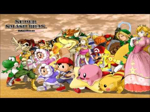 04 - Jungle Japes - Super Smash Bros. Melee OST