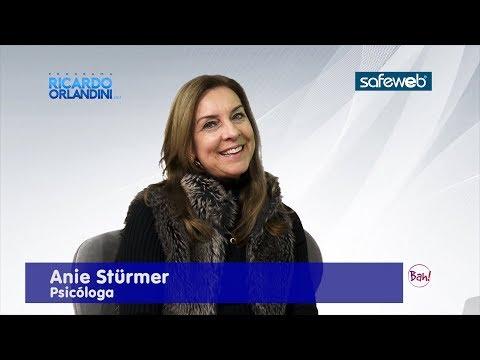 Ricardo Orlandini entrevista a psicóloga Anie Sturmer, do IPSI - Instituto de Psicologia de Novo Hamburgo