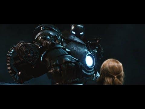 Iron Man   Final Fight Scene Part 1 [2008]