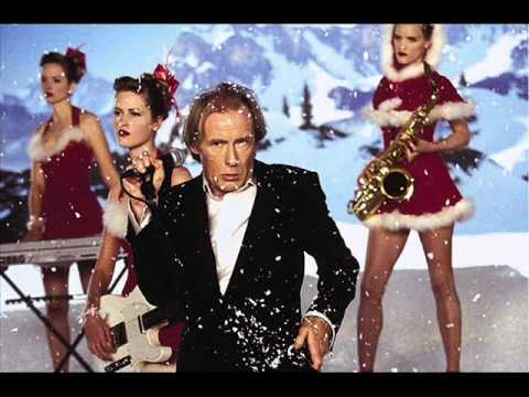 Billy Mack - Christmas is all Around