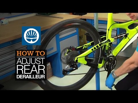 derailleur - Be sure to check out all of our other MTB how to maintenance videos including our how to video for setting your Front derailleur: http://youtu.be/Q-uANcaVBfI...