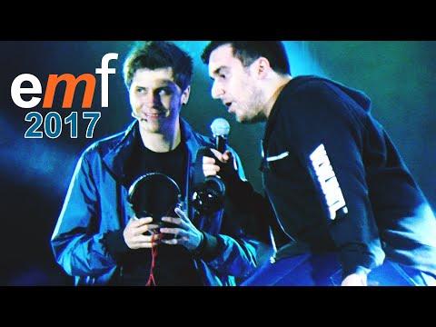Rubius y Mangel Panel / Show de Mangel - Entel Media Fest Perú 2017