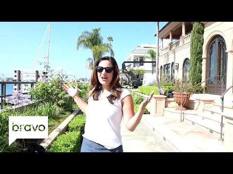 Take A Tour Of The Balboa House | Dirty John | Bravo