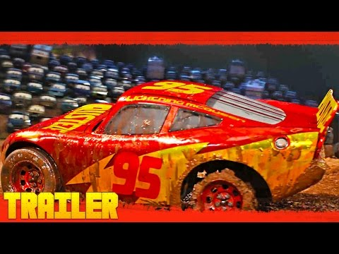 Video Cars 3 (2017) Disney Nuevo Tráiler Oficial #4 Subtitulado download in MP3, 3GP, MP4, WEBM, AVI, FLV January 2017