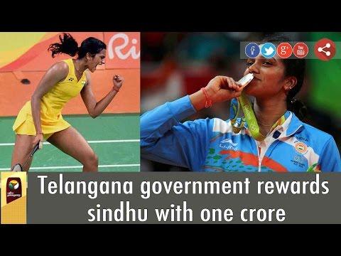 Telangana-government-rewards-sindhu-with-one-crore