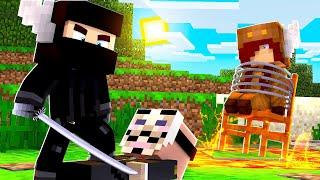 Minecraft Daycare - BOYFRIEND SAVES GIRLFRIEND! w/ MooseCraft (Minecraft Roleplay)