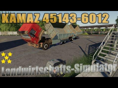 Kamaz 45143-6012 v1.3