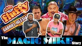 [ REACTION ] The Magic Mike Story - Gabriel Iglesias from Aloha Fluffy‼