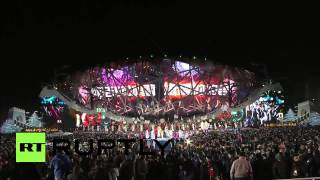 Nonton China  See Beijing Dance To The Beat Of 2015 In New Year Celebrations Film Subtitle Indonesia Streaming Movie Download