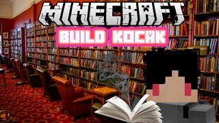 Video Minecraft Indonesia - Build Kocak (34) - Perpustakaan! MP3, 3GP, MP4, WEBM, AVI, FLV Desember 2017