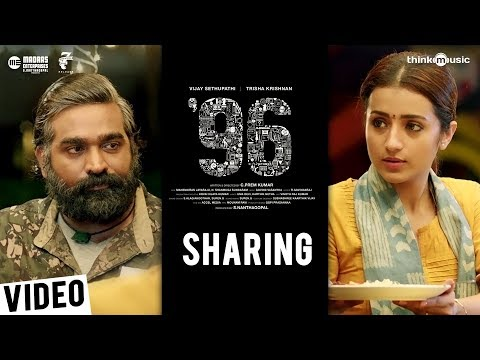 96 - Movie Clip Official Video in Tamil