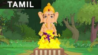 Mahabaratham - Ganesha - Animated / Cartoon Stories