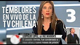 Temblores en vivo de la tv chilena [Parte 3] act 2015