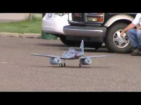 Dynam ME262 Jet  Video 3
