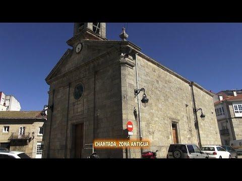 CHANTADA, CENTRO GEOGRAFICO DE GALICIA