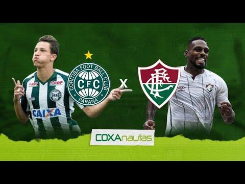 Pós-jogo Coritiba 3 x 3 Fluminense