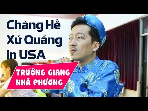 Liveshow Chàng Hề Xứ Quảng in USA Fancam