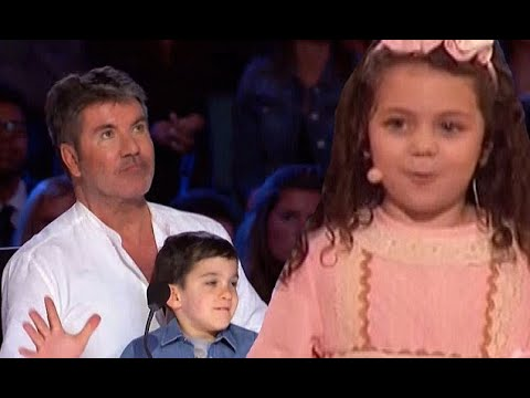 America's Got Talent: Simon Cowell tries to set up singer with son