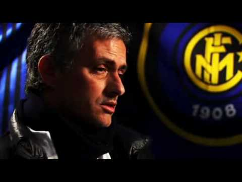 Jose Mourinho Interview: Chelsea v Internazionale (видео)