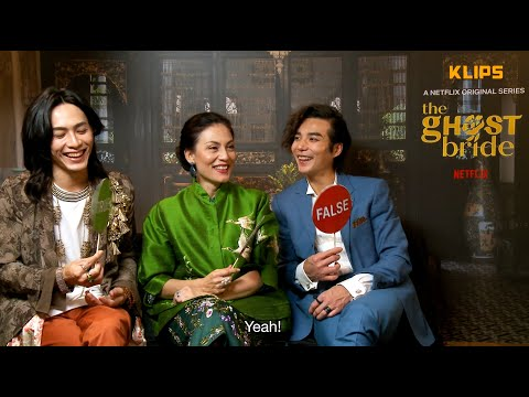 [INTERVIEW] The Ghost Bride Cast and Directors | KLIPS