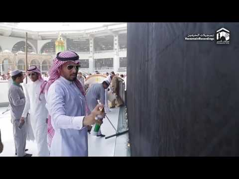 Haramain   Cleaning At Masjid Al Haram