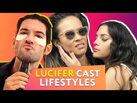 Lucifer Cast: Real-Life Couples, Lifestyles, Hobbies Revealed |⭐ OSSA