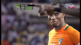 Video Zambia VS Ivory coast, Final 2012 ALL PENALTY KICKS MP3, 3GP, MP4, WEBM, AVI, FLV Februari 2018