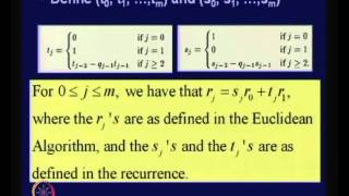 Mod-01 Lec-27 More Number Theoretic Results