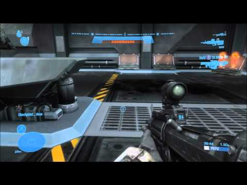 preview-Let\'s Play Halo Reach! - 005 - Oni Sword Base (part 3/4) (ctye85)