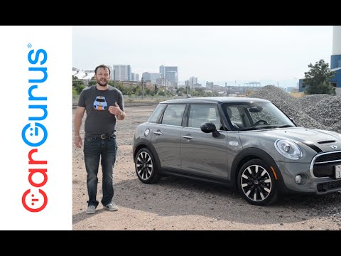 2015 Mini Cooper S | CarGurus Test Drive Review (видео)