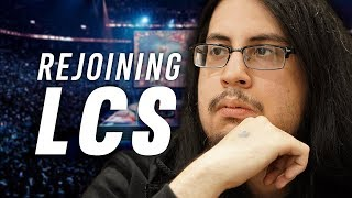 Imaqtpie - BACK IN THE LCS...?