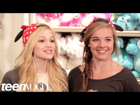 Besties Word Association: Disney Edition with Oliva Holt — Besties — Teen Vogue