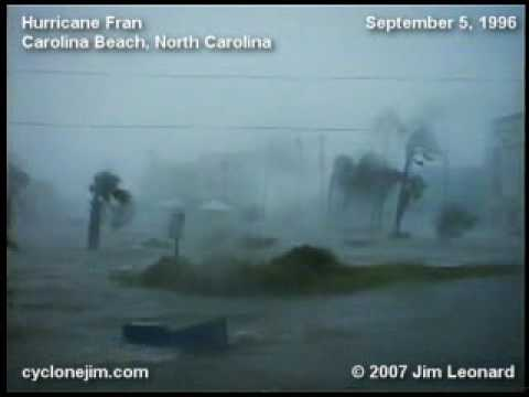 Tornado en Carolina del Norte USA