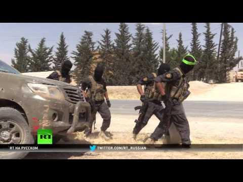 Курдские отряды в Сирии продвигаются к центральным районам оккупированного ИГ Манбиджа