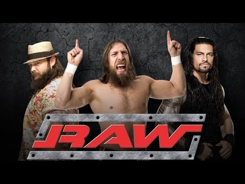 WWE Mashup: Raw goes