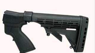 Ultimate Arms Gear Mossberg 500  590  835 12 Gauge Tactical Shotgun Conversion Kit: Six