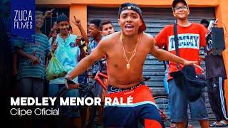 Medley Menor Ralé - Mc Lipi (Zuca Filmes) Dj RF3 #01